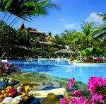 bintan lagoon pool view