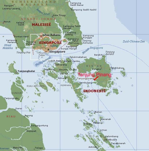 bintan map old