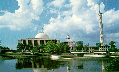 istiqlal from distance
