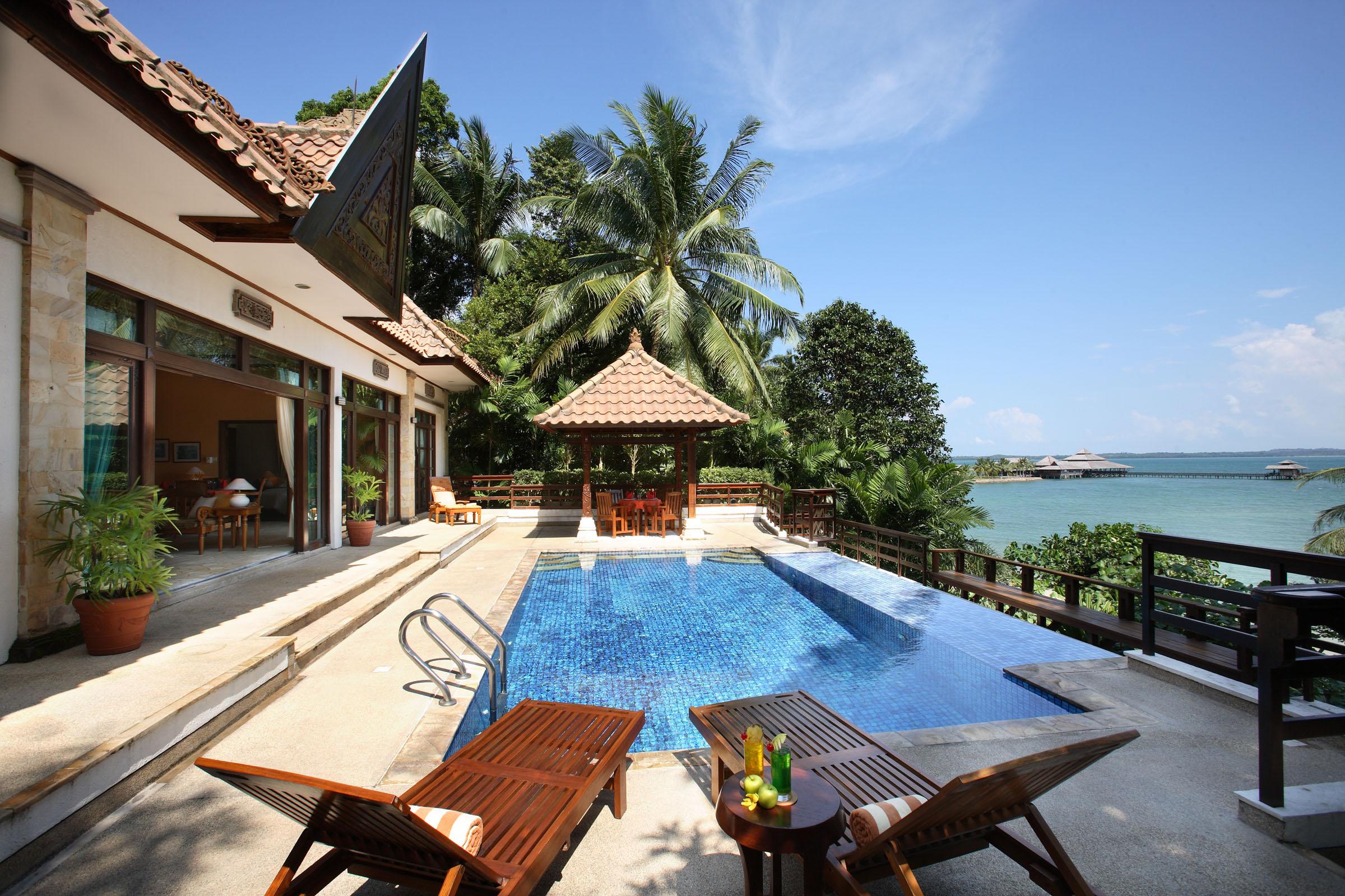 Bintan Spa Villa Beach Resort Blog