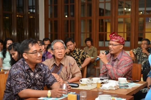 road show gubernur dan asita kepri di Bali1