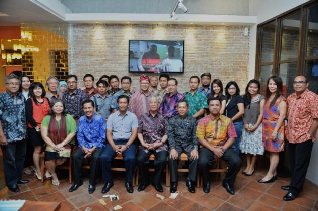 road show gubernur dan asita kepri di Bali8