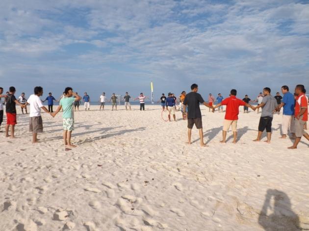 staff gathering 2015_pantai